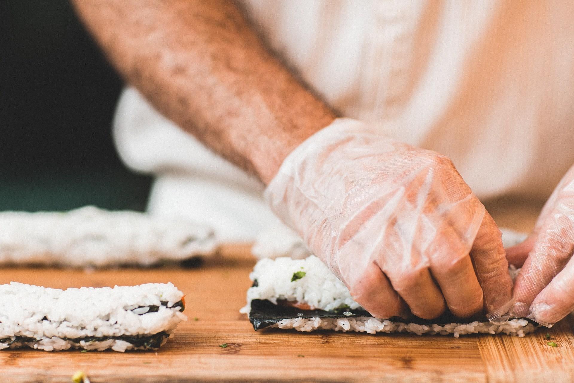 handgemachtes sushi saarbrücken